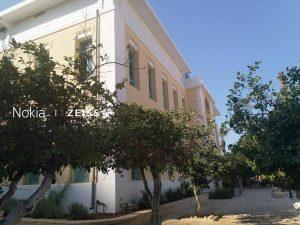 """""""בית ספר לבנות"""" במרכז סוזן דלאל בנווה צדק יפו."""