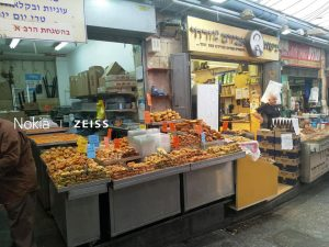 סיור טעימות בשוק מחנה יהודה