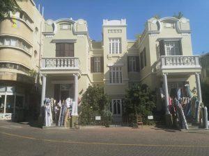 שימור בנחלת בנימין וסיור אדריכלי בתל אביב