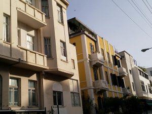 סיור בתל אביב בגוון אדריכלי