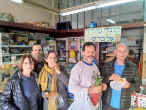 סיור טעימות קולינרי בשוק לוינסקי בתל אביב
