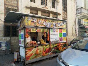 סיור טעימות טבעי בשוק לוינסקי