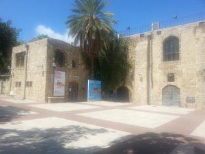 יפו-בית הסראיה הישנה