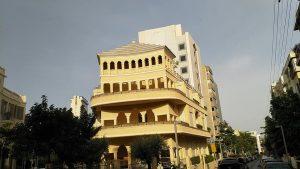 בית הפגודה בתל אביב