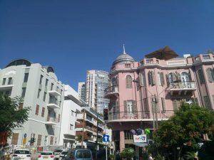 מלון נורדאו ההיסטורי ובתי בהאוס בנחלת בנימין תל אביב