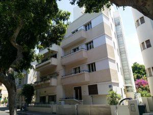 אדריכלים ואדריכלות בתל אביב ברחוב רוטשילד
