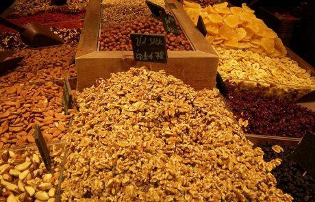 סיורי שווקים בתל אביב יפו-סיור בשוק הכרמל ושוק לוינסקי.