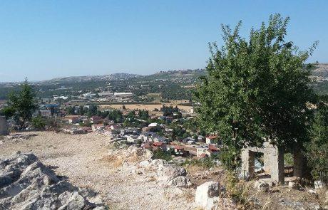 סיור סובב הר מירון והגליל העליון