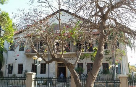 תיירות זכרון יעקב וסיורים עירוניים