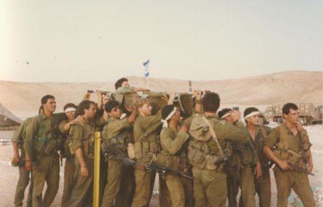 סיור ברמת הגולן בעקבות מלחמת ששת הימים