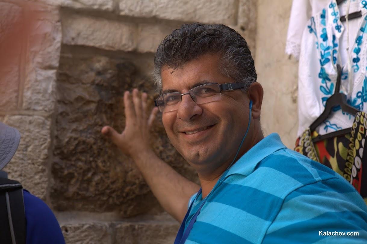 ירושלים בתקופה הביזנטית-סיורים בעיר העתיקה