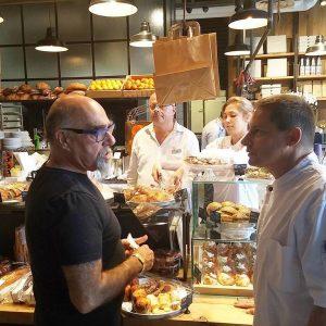 אהרוני בשוק שרונה מרקט בתל אביב