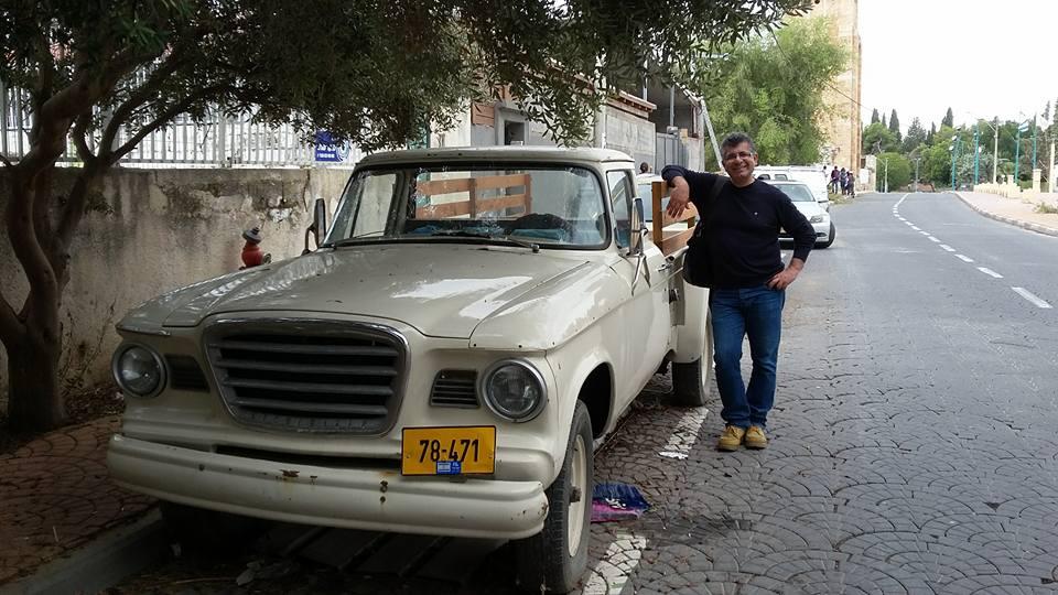 """""""סיור בעקבות אריק איינשטיין בתל אביב""""."""