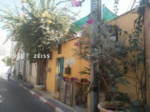 """""""סיור ברחוב כל ישראל הרומנטי בנווה צדק"""" סיורים מודרכים לקבוצות ביפו בנווה צדק."""