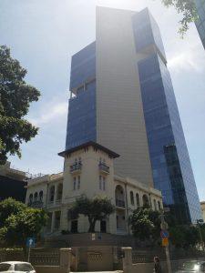 אדריכלות ברחוב רוטשילד תל אביב