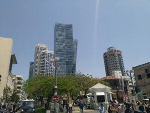 סיור לאורך רחוב רוטשילד תל אביב(אחוזת בית)