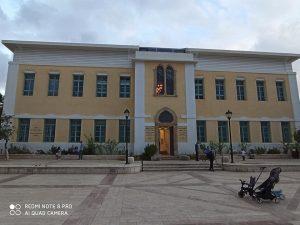 בית ספר חובבי ציון בסוזן דלאל יפו
